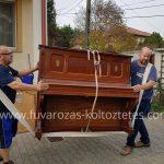 Pianínó szállítás Budapesten